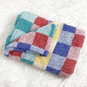 L.L. Bean Bedding - LL Bean Plaid Throw Blanket